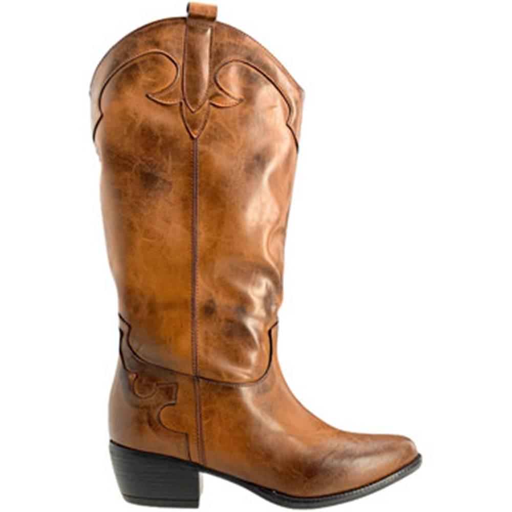 Grace Shoes Polokozačky Grace Shoes  544101