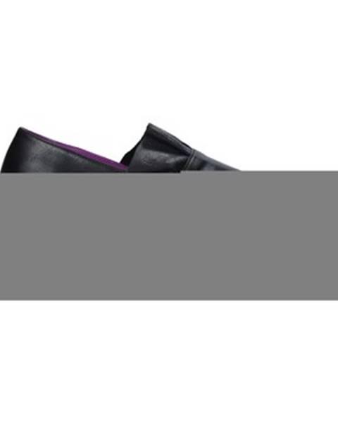Čierne mokasíny Bueno Shoes
