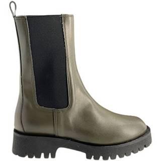 Polokozačky Grace Shoes  631010