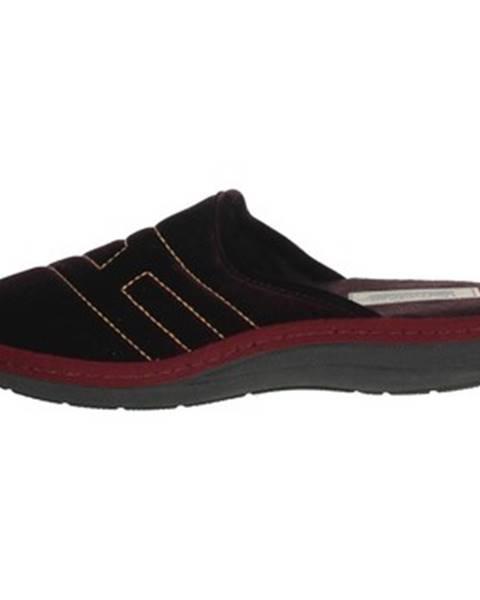 Červené topánky Uomodue