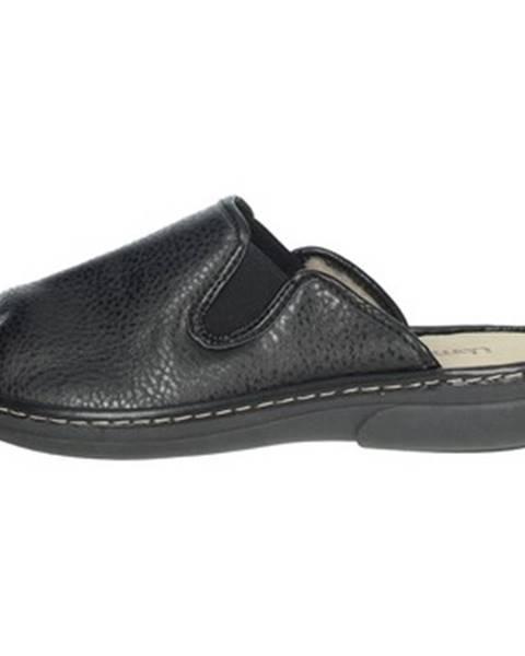 Čierne topánky Uomodue