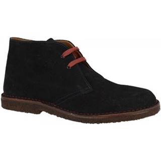 Polokozačky Leonardo Shoes  170011 CROSTA BANDITS