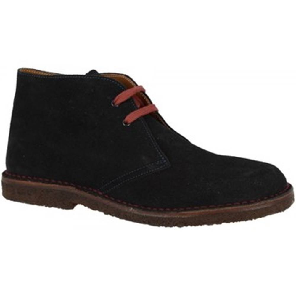 Leonardo Shoes Polokozačky Leonardo Shoes  170011 CROSTA BANDITS