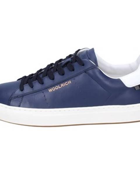 Modré tenisky Woolrich