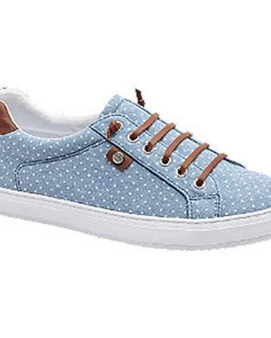 Modré tenisky Graceland