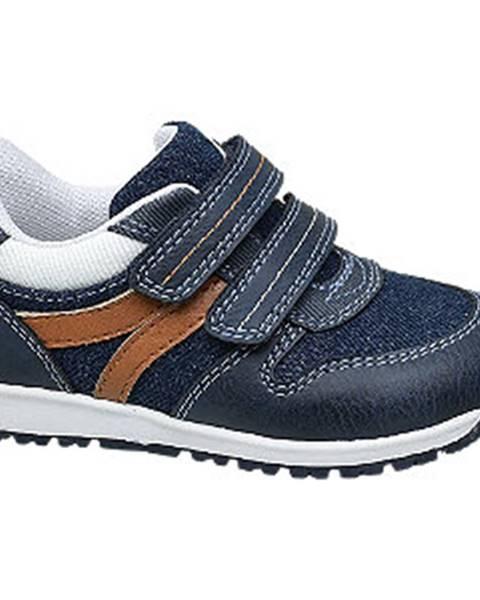 Modré topánky Bobbi-Shoes