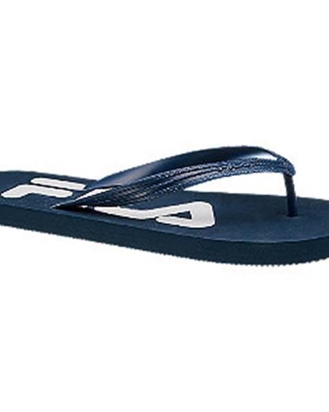 Tmavomodré sandále Fila