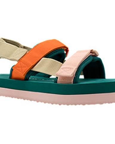 Zelené sandále Vero Moda
