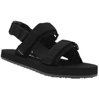 Čierne sandále Vero Moda