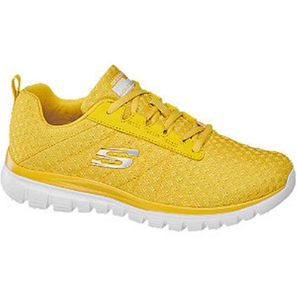 Skechers Žlté tenisky Skechers