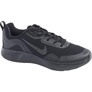 Čierne tenisky Nike Wear All Day