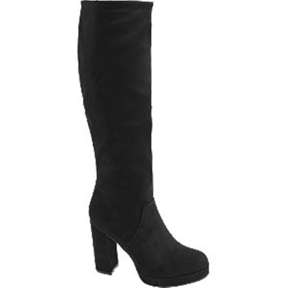 Catwalk Čierne čižmy Catwalk