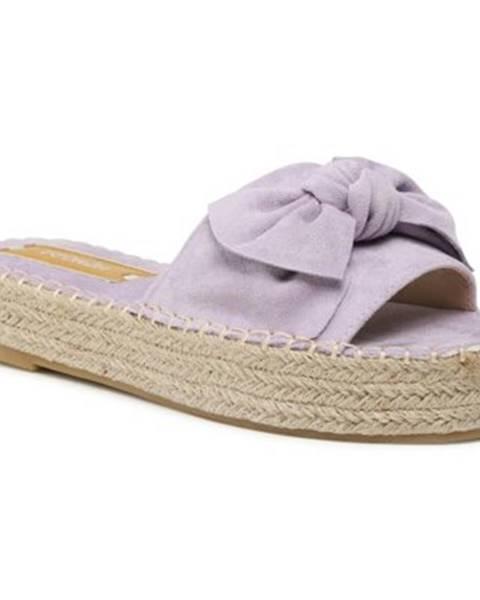 Fialové topánky DeeZee