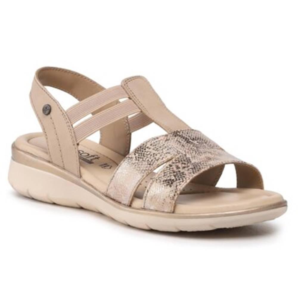 GO SOFT Sandále GO SOFT WI16-INES-03