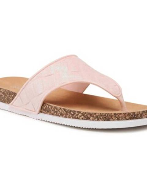 Ružové topánky Bassano