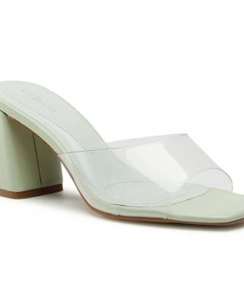 Zelené topánky DeeZee