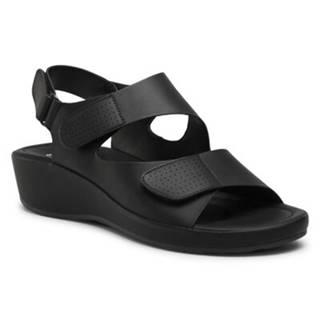 Sandále GO SOFT WS240801-01 Imitácia kože/-Imitácia kože
