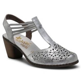 Sandále Rieker 40969-91