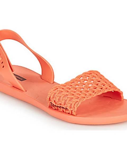 Oranžové sandále Ipanema