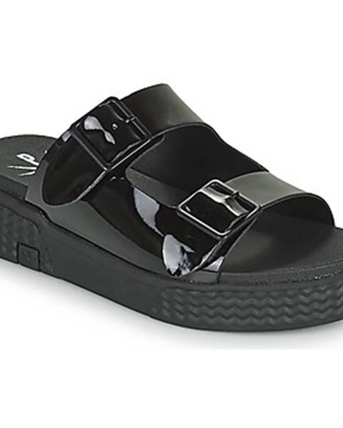 Čierne sandále Palladium Manufacture