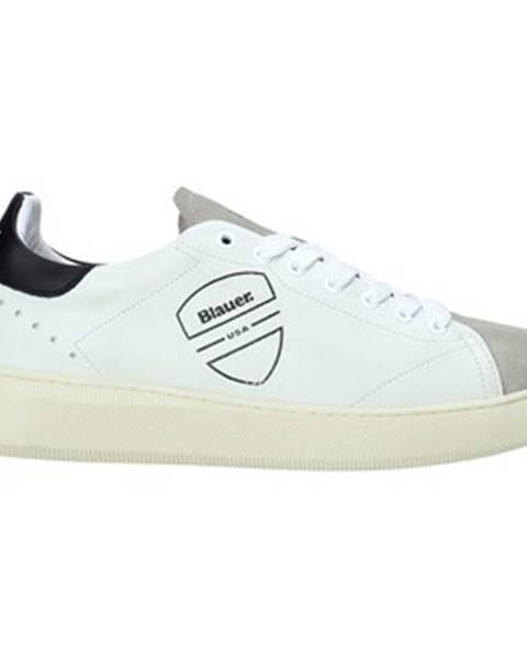 Biele tenisky Blauer