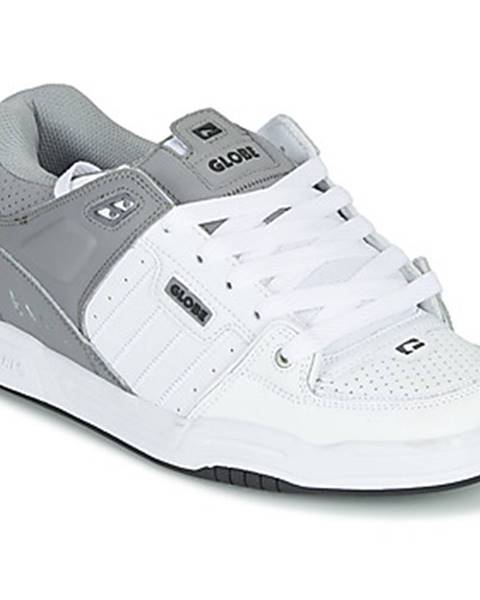 Biele topánky Globe