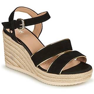 Sandále Geox  D PONZA B
