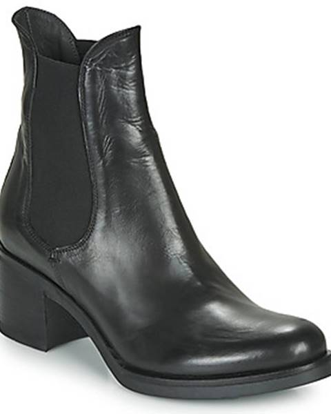 Čierne topánky Fru.it