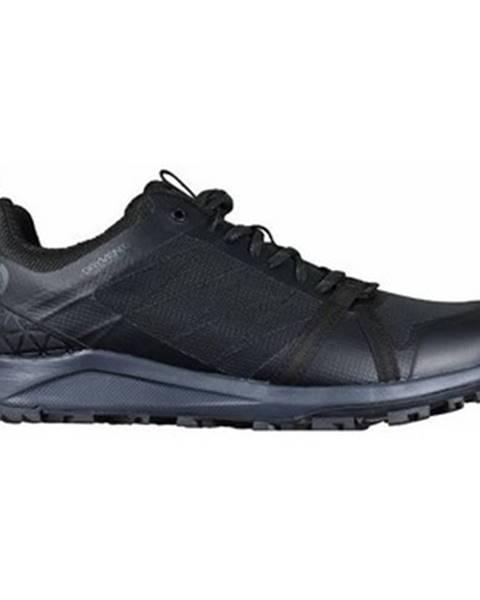 Čierne topánky The North Face