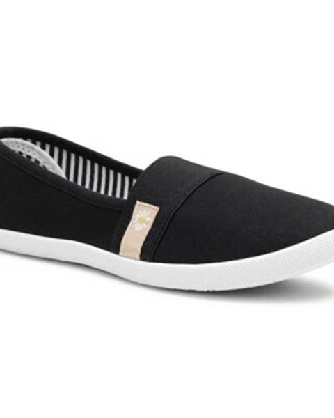Čierne tenisky Bassano