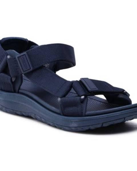 Tmavomodré sandále Sprandi