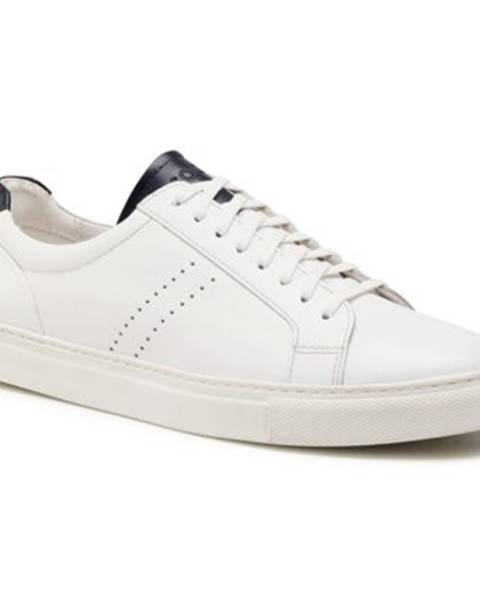 Biele topánky Lasocki for men