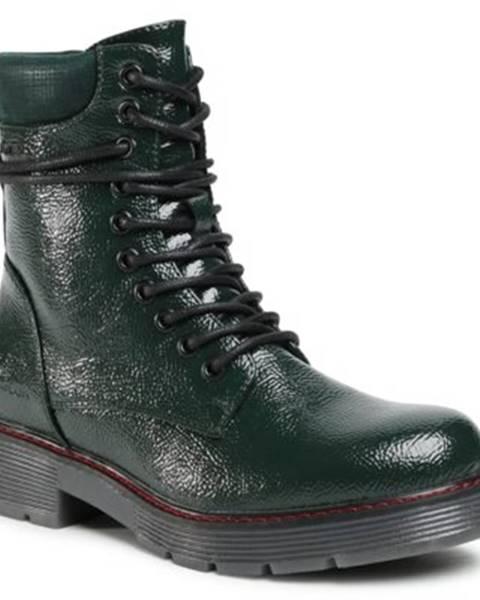 Zelené topánky Tom Tailor