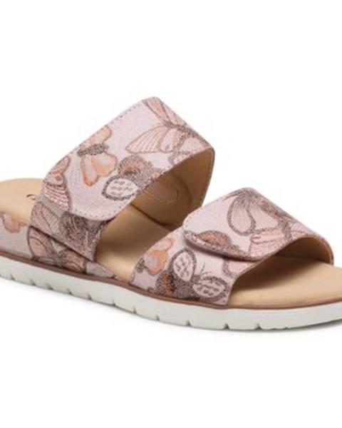 Ružové topánky Clara Barson