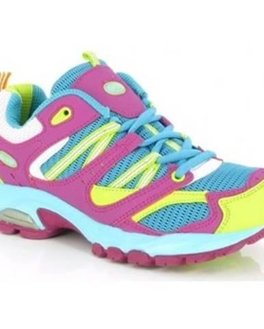 Fialové topánky Kimberfeel