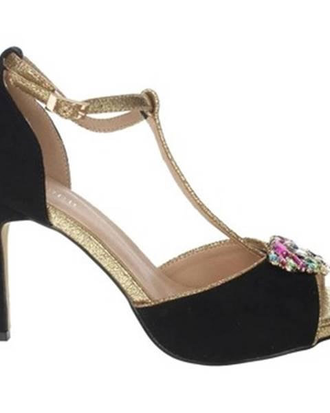 Viacfarebné sandále Menbur