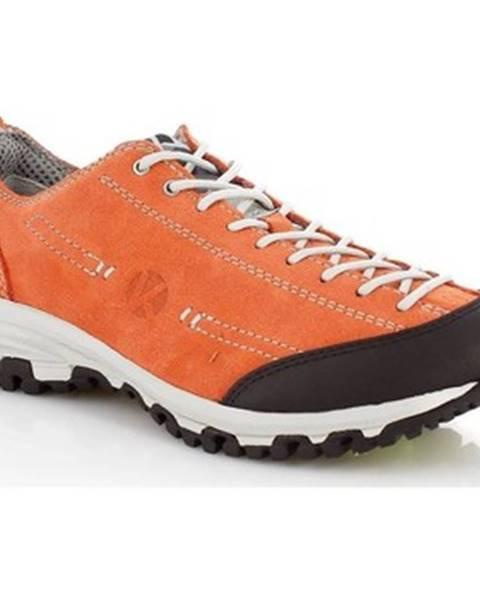 Oranžové topánky Kimberfeel