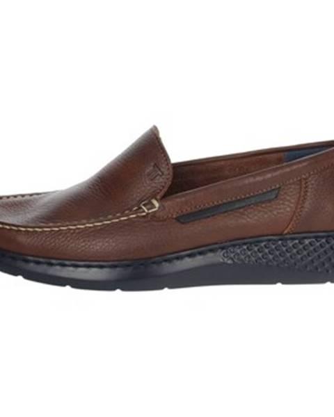 Hnedé topánky Notton
