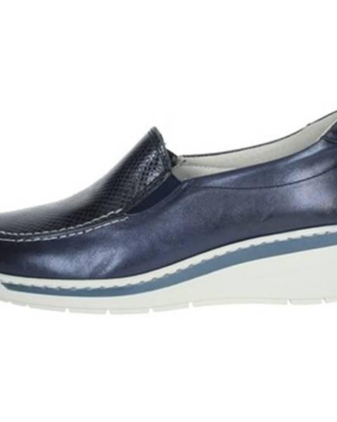 Modré mokasíny Notton