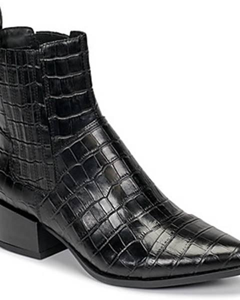 Čierne topánky Vagabond Shoemakers