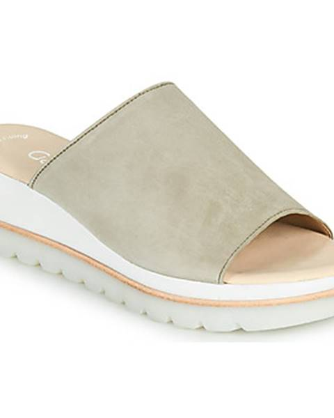 Béžové topánky Gabor