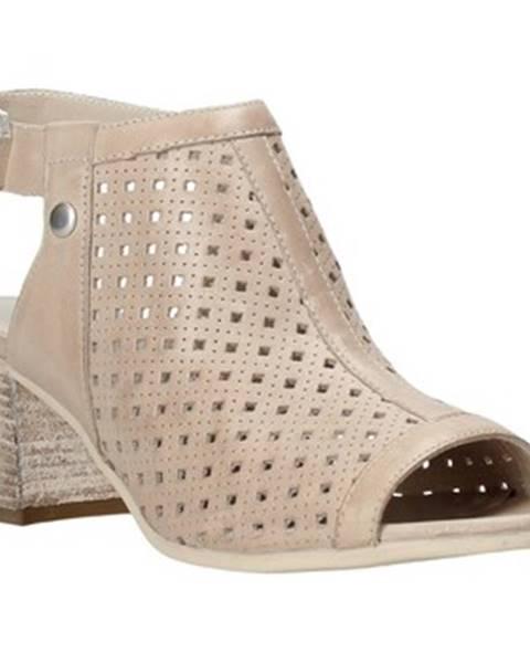 Béžové sandále NeroGiardini