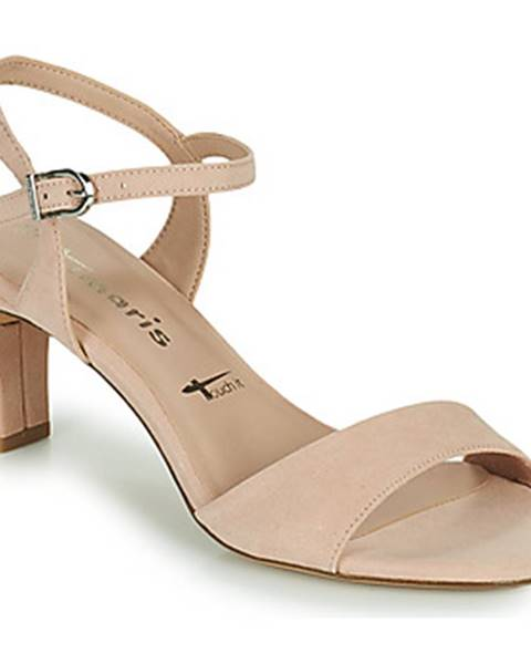 Béžové sandále Tamaris