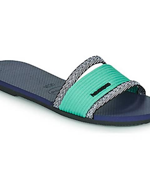 Modré sandále Havaianas