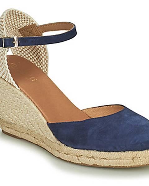 Modré sandále Minelli