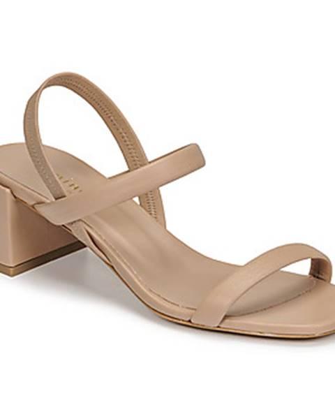 Béžové sandále Minelli