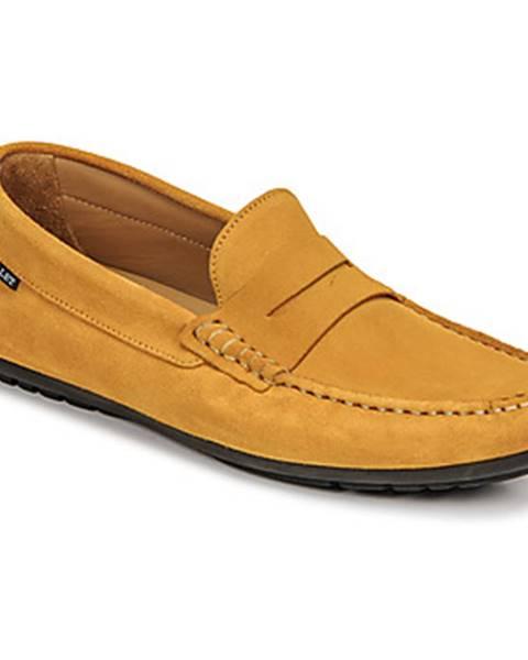 Žlté topánky Pellet
