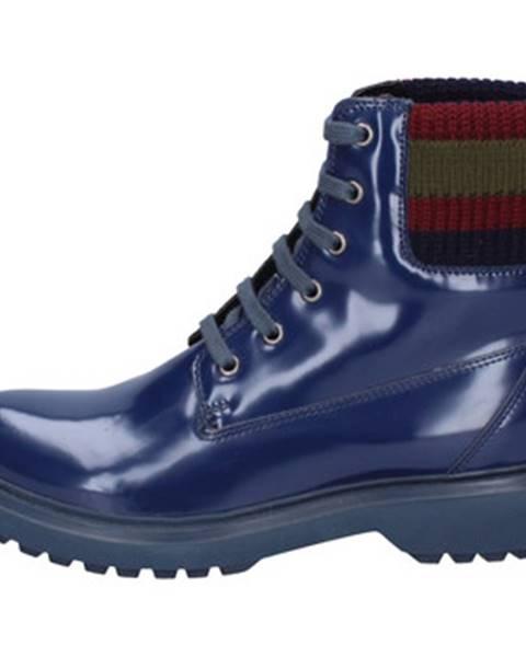 Modré topánky Geox