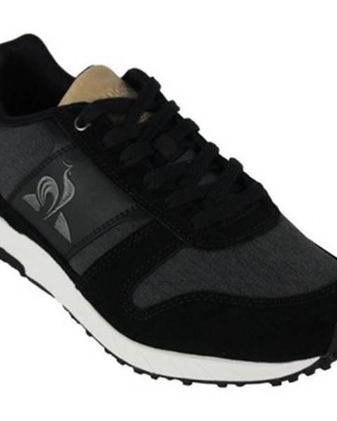 Čierne tenisky Le Coq Sportif