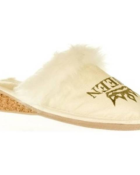 Béžové papuče John-C